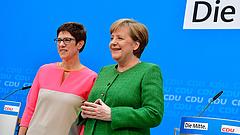 Megvan Merkel utódja