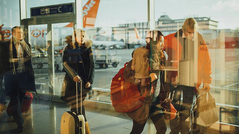 Még nagyobb lesz a második legnagyobb német reptér