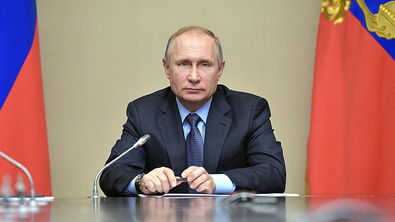 Putyin elárulta, mit álmodott meg a következő hat évre