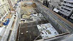 Várva várt fejlesztés kezdődik a Belvárosban