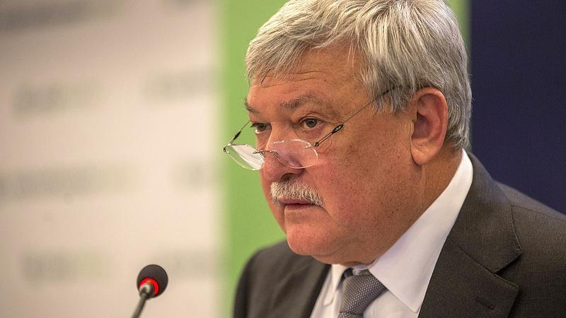 Csányi Sándor nem győzte dicsérni Matolcsy György intézkedéseit