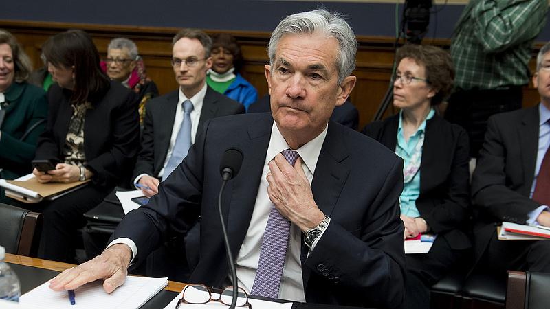 Lassuló növekedésre számít a Fed elnöke