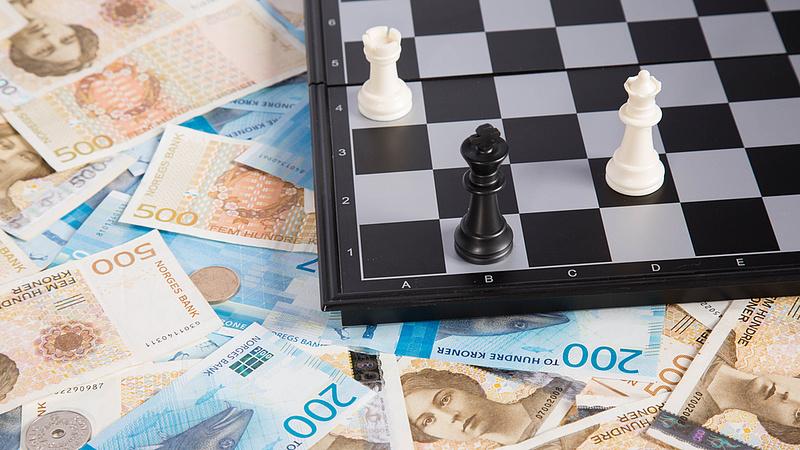Öthavi csúcson a norvég korona az euróval szemben - íme, az ok