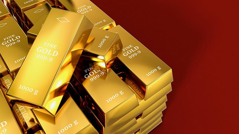A válság óta nem volt ilyen az arany piacán