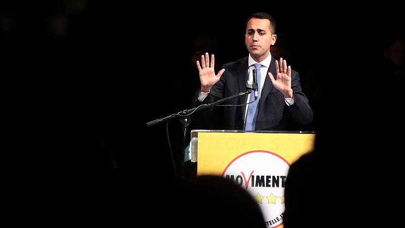 Nagy bejelentésre készül a populista olasz pártvezér
