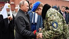 Oroszország úgy fegyverkezik, mintha nem lenne holnap