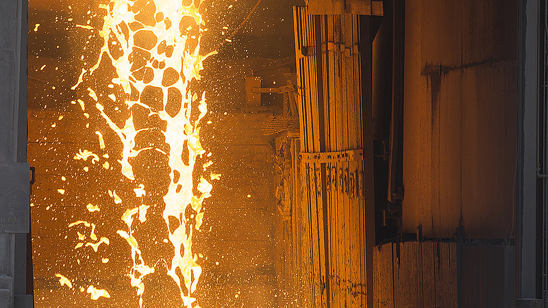 Jelentősen lassulhat a globális acélkereslet-növekedés