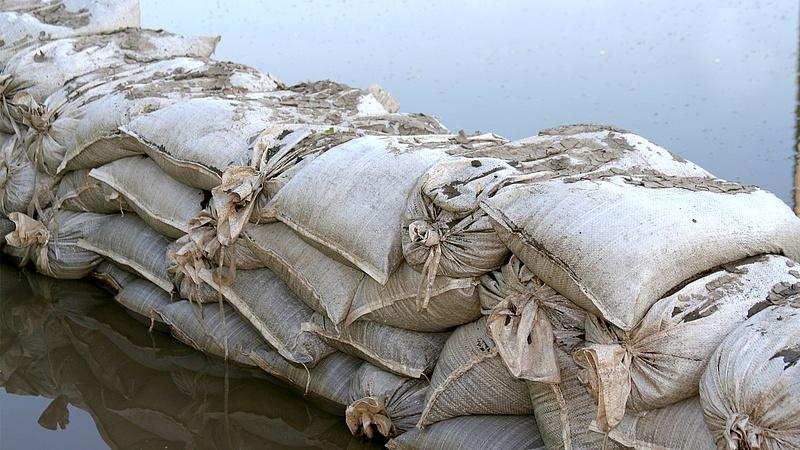 Vörös árvízriadó lépett életbe Romániában