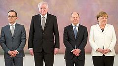 Nehéz feladatok várnak Merkel új kormányára