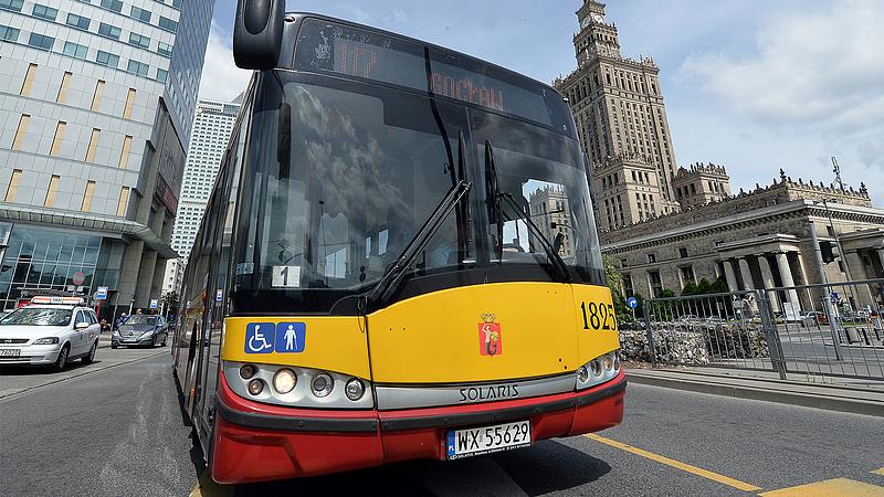 A lengyelek bevették Berlint