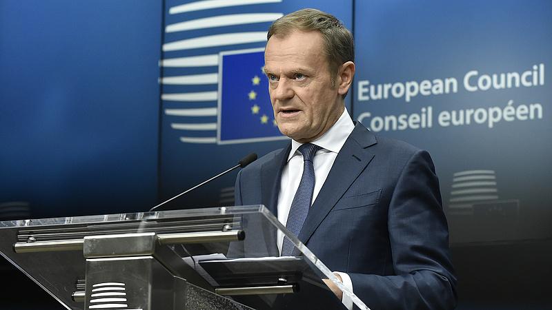Tusk: a brexit-feltételek nem tárgyalhatók újra