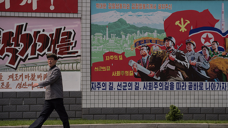 Nagy a baj Észak-Koreában - sokkal veszélyesebb a helyzet