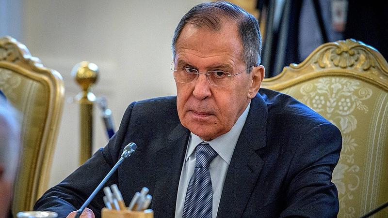 Olyan helyre ment az orosz külügyminiszter, ahol kilenc éve nem járt
