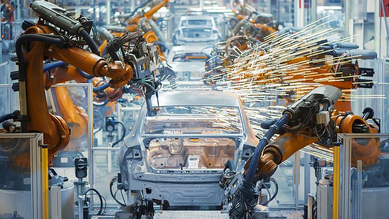 Robotoké a jövő - újabb vállalatfelvásárlásról érkezett hír