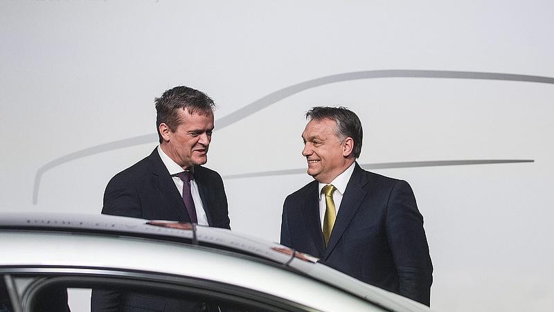 """""""A német gyáraknak a magyar kormányra kéne borítaniuk az asztalt"""""""