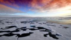 Nagy a baj a sarkvidéken - borzalmas rekord dőlt júliusban