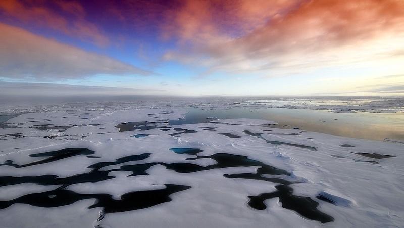 Nyolc méterrel emelte meg a tengerek vízszintjét az eurázsiai jéglemez leszakadása