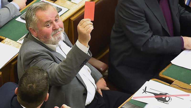 Választás 2018: nem veszi át mandátumát a szocialista Gőgös Zoltán