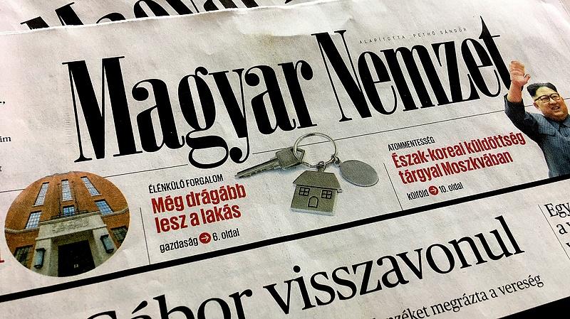 Újraélesztik a Magyar Nemzetet - íme, a részletek