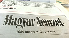 Tüntettek a magyar nemzetesek