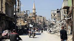 Szíria: előrenyomultak Aszad erői