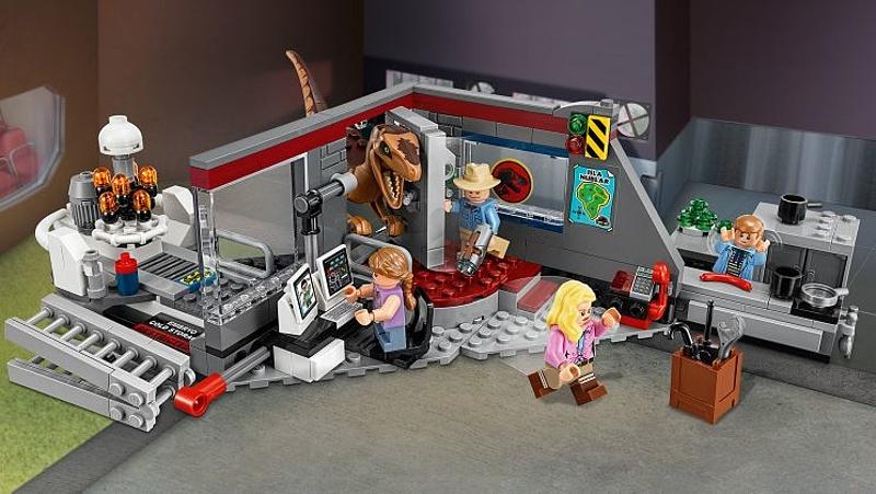 Gyorsan nő a Lego