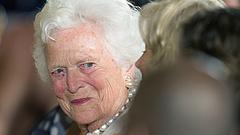 Elhunyt Barbara Bush