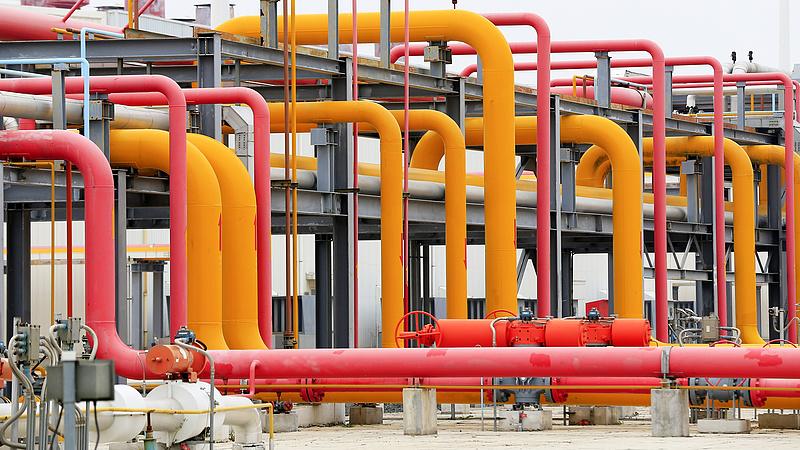 Megjavították a HAG-ot - teljes kapacitással megy a gáz