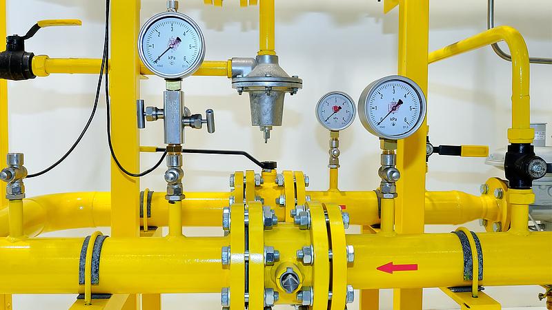 Gázvezetéket épít Románia
