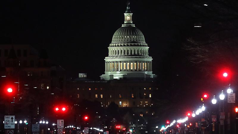Washington üzent a magyar kormánynak