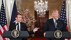 Trump Iránban látja a nagy problémákat