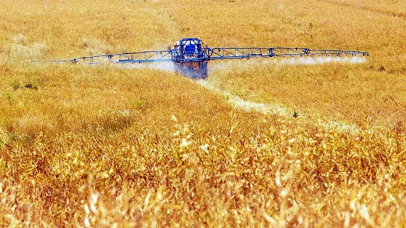 Tavaly kissé mérséklődött a növényvédőszerek használata Magyarországon