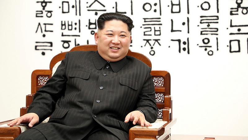 Kim Dzsongun újra találkozna Trumppal
