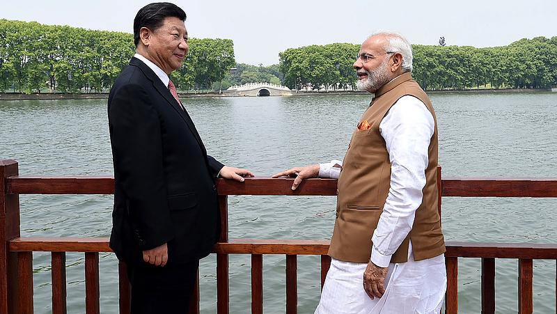 Fordulat jöhet Kína és India kapcsolatában