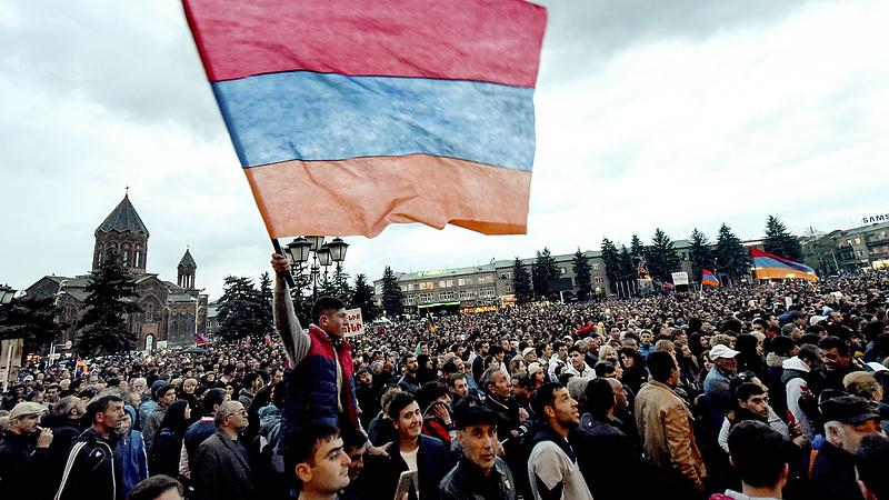 Örmény válság: a bukott miniszterelnök pártja nem állít másik jelöltet