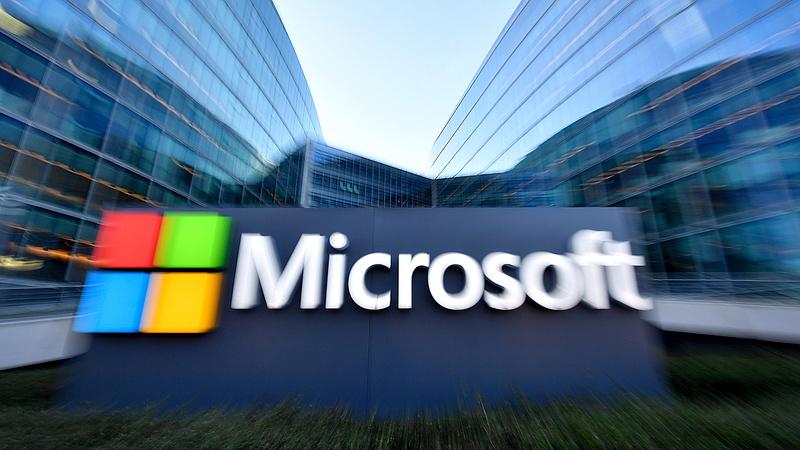 Szárnyal a Microsoft