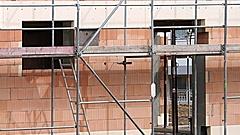 A lakásépítés bővülése mellett is nagy a lemaradásunk a régióhoz képest