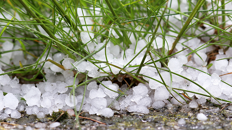 Harminc centi jégeső esett Szlovéniában