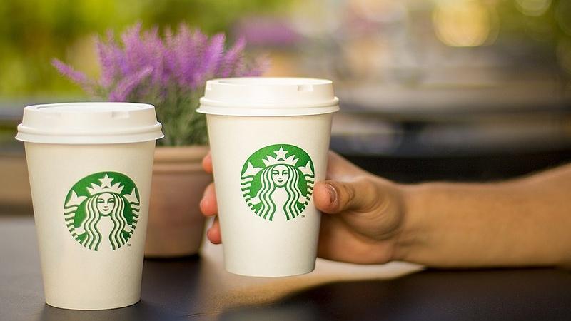 Jó hírt kapott a Starbucks