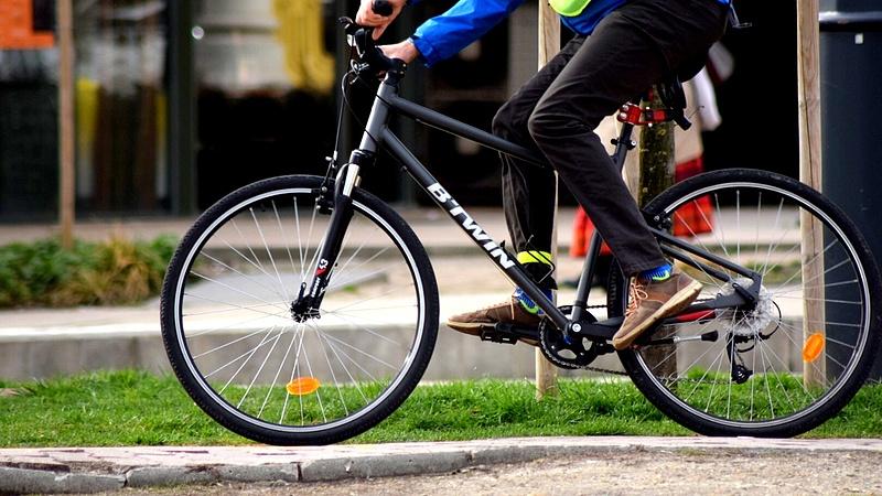 Egyre többen utaznak biciklivel a vonatokon