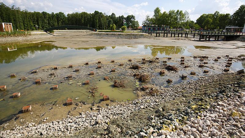 Kiderült, miért tűnt el a víz a zalakarosi termáltóból