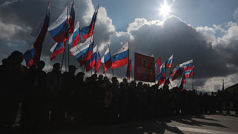 Pofonokat kapnak az oroszok