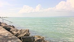 Ismét elhalasztották a Balaton-átúszást
