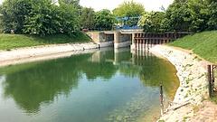 Elkezdték leengedni a Balatonból a vizet