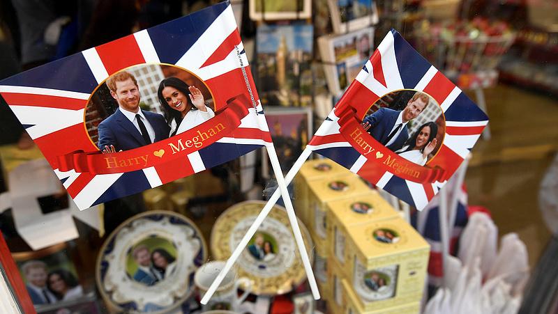 A hercegi esküvő költekezésre ösztönözte a briteket - ez lett az eredménye