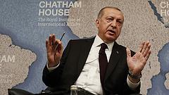 Erős kijelentést tett Erdogan