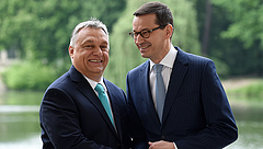 Óvatosabb a lengyel kormányfő, mint a magyar
