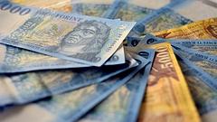 Rossz hír: ismét gyengült a forint