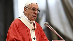Ferenc pápa üzent a migránsokkal kapcsolatban