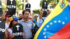 Trump üzent Venezuelának